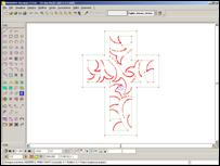how to prepare for die cutting with corel draw